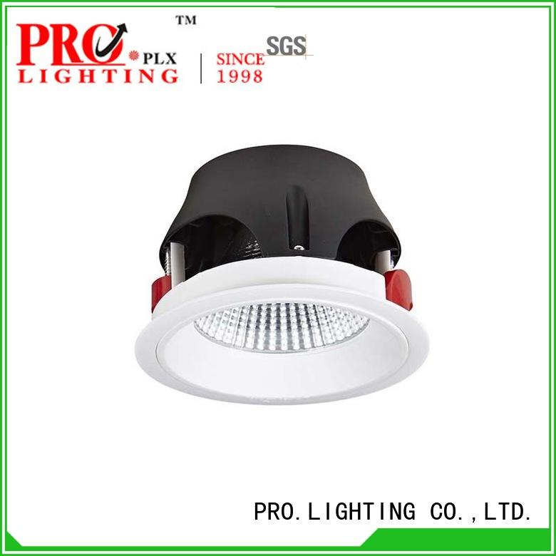 PRO.Lighting square recessed led downlight supplier for dance hall