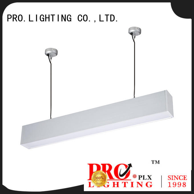 PRO.Lighting linear exterior linear lighting wholesale for office