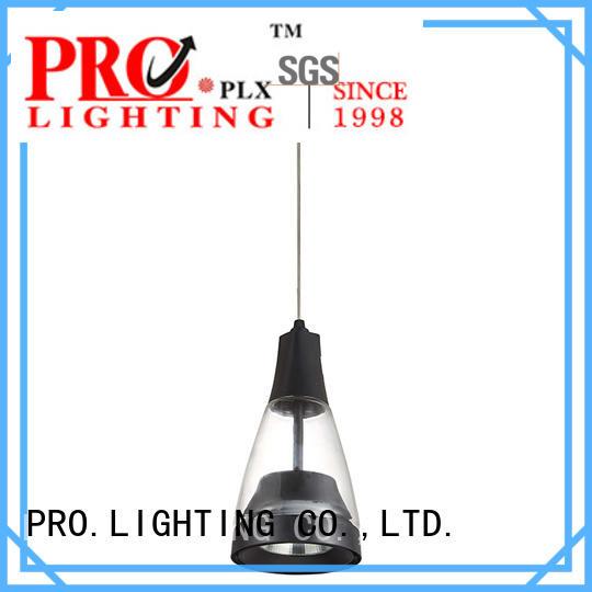 Pro.Lighting Modern COB Led Pendant Light with Glass/Aluminum Diffuser 15W HB4012