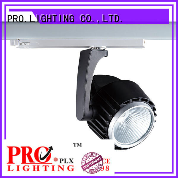 PRO.Lighting ugr commercial track light design for dance hall
