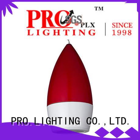 PRO.Lighting quality bathroom pendant lighting customized for museum