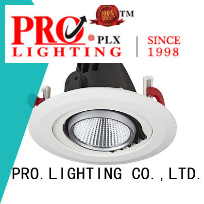 PRO.Lighting quality gimbal trim customized for home