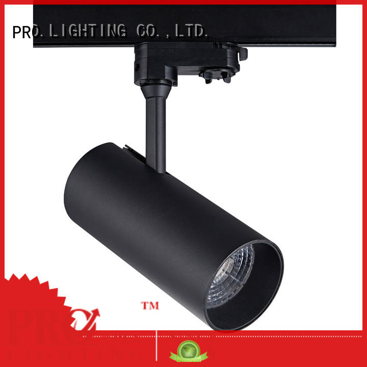 PRO.Lighting mounted ceiling track lighting factory for stage