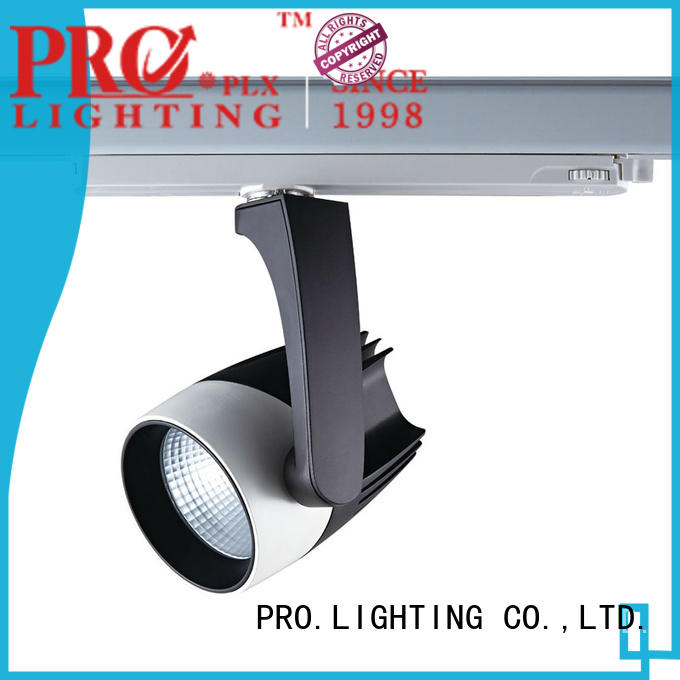 efficient low voltage track lighting 23w design for dance hall