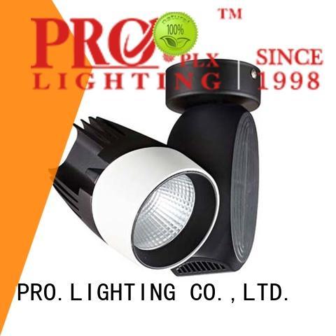 efficient led track lighting kits wire design for ballroom