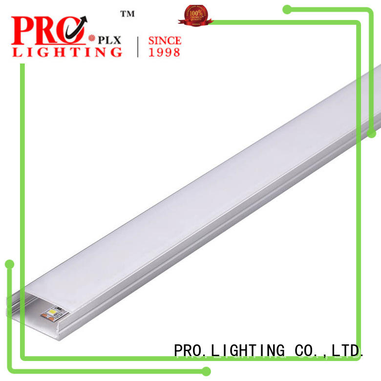 PRO.Lighting led linear light fitting personalized for boutique