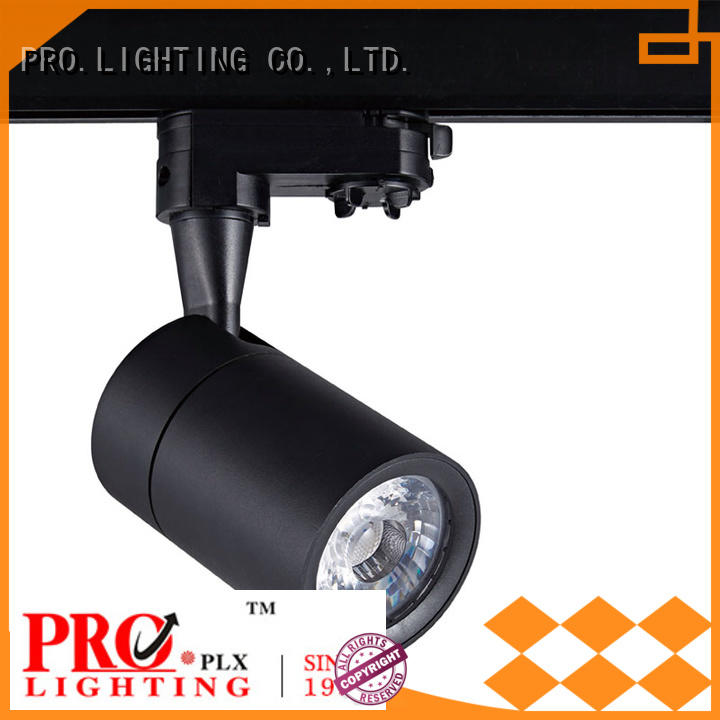 PRO.Lighting approved wall mounted track lighting with good price for dance hall