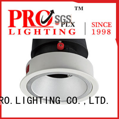 PRO.Lighting sturdy exterior downlights personalized for stage
