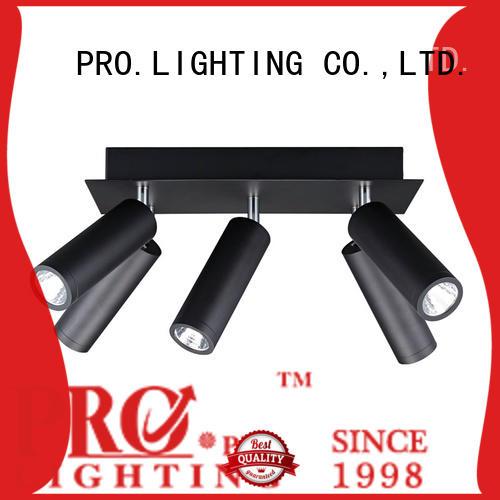 PRO.Lighting 300mm recessed pendant light customized for museum