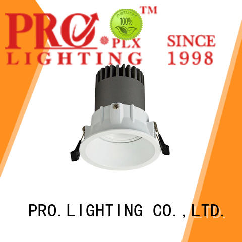 certificated spot led downlight personalized for ballroom