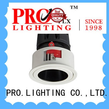 PRO.Lighting certificated dimmable led downlights supplier for restaurant
