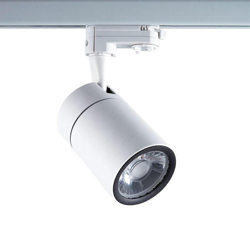 Pro.Lighting White 4 Wire Led Track Light 20W SP8120