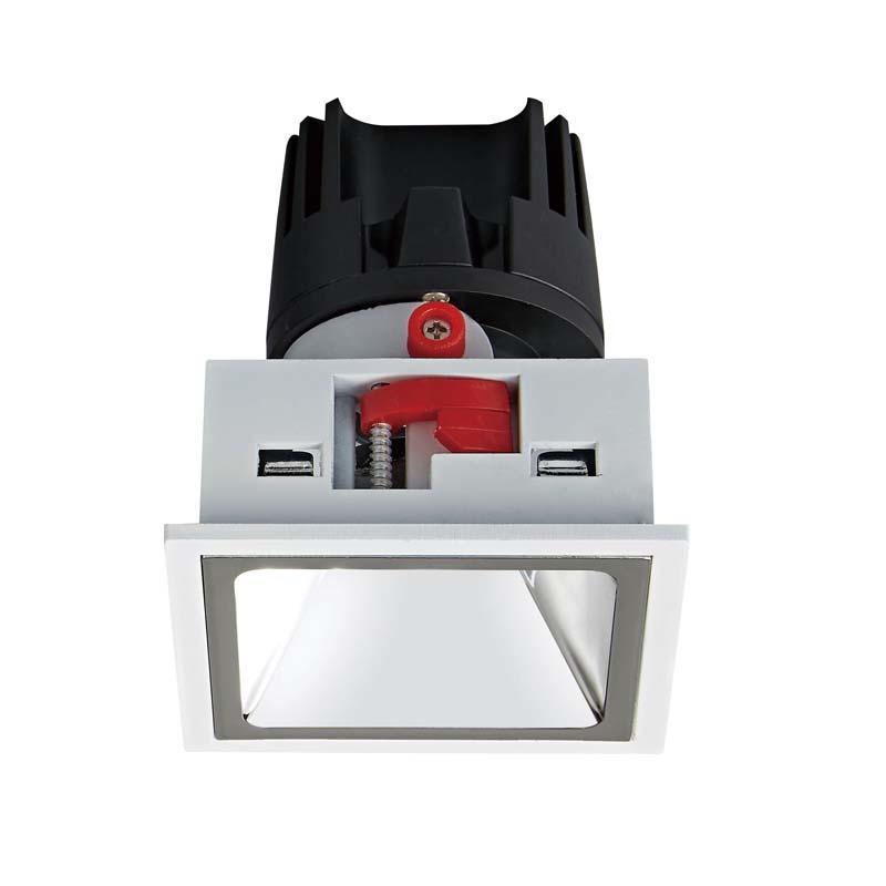 Pro.Lighting New Arrival Square Recessed Downlight Cob Led Down Light 10W SDL8003