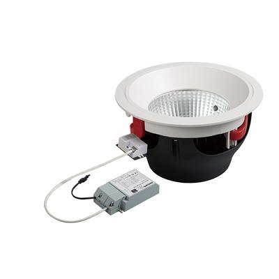 Pro.Lighting Microwave Sensor Downlight Recessed Cob Led Down Light 30W DL4026