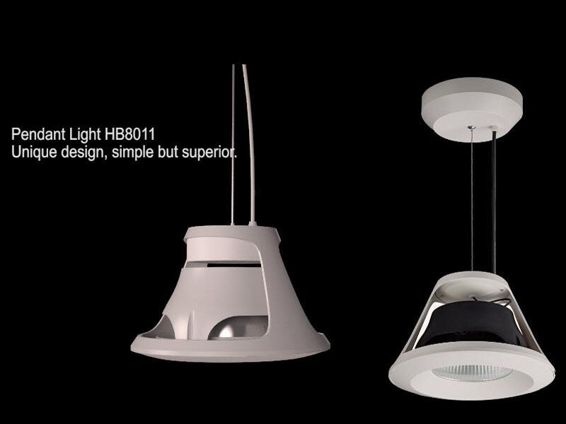 How to make a best pendant light-HB8011