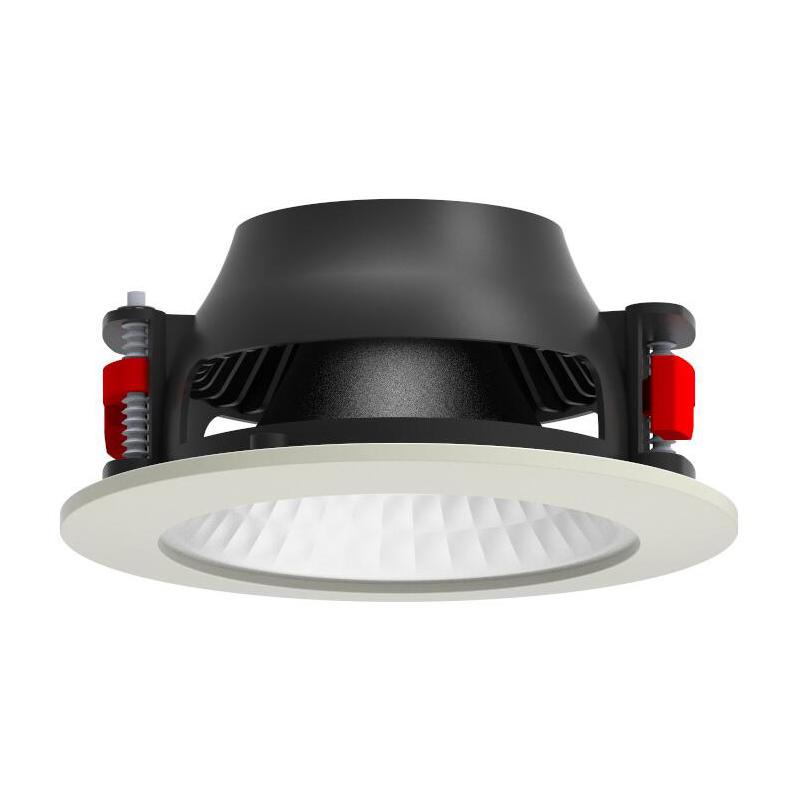 Pro.Lighting aluminum Cob Led Down Light Wide Beam Angle Recessed Downlight 15W 10072N