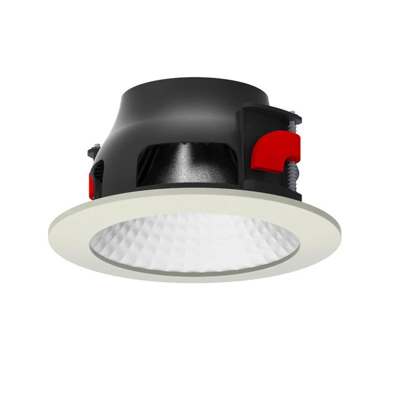 Pro.Lighting Led Down Light Wide Beam Angle Recessed Cob Downlight Aluminum 30W 10073N