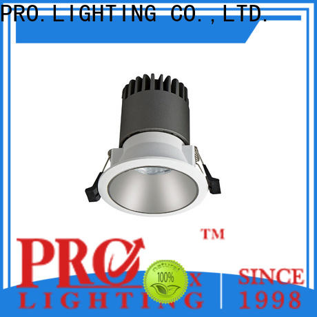 PRO.Lighting modular spot downlight personalized for restaurant