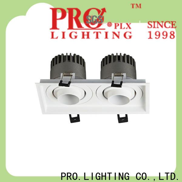 PRO.Lighting certificated Spot Downlight factory price for ballroom