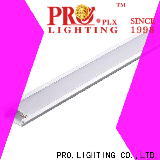 PRO.Lighting surface surface mounted linear light factory price for hospital
