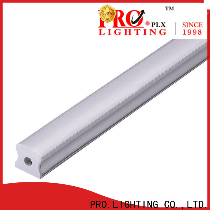 PRO.Lighting certificated linear light personalized for boutique