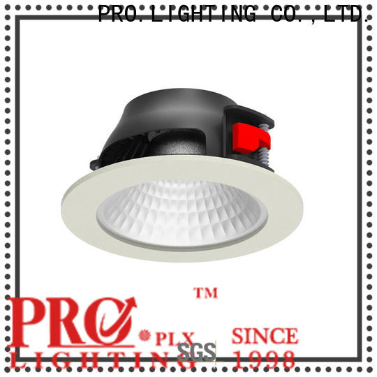 stable recessed ceiling downlight microwave factory price for ballroom