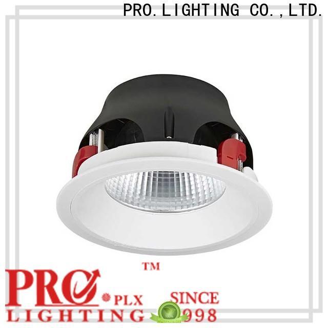 certificated 12v led downlight brightness factory price for restaurant