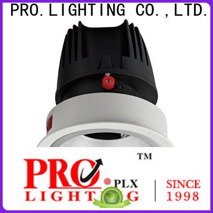 stable led downlight globes brightness supplier for ballroom