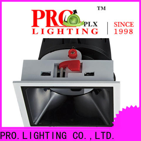 certificated best led downlights item factory price for dance hall