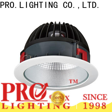 PRO.Lighting sturdy led recessed downlight wholesale for restaurant