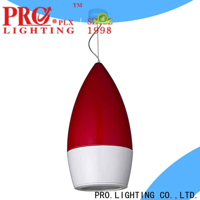 PRO.Lighting smd glass pendant lights for kitchen customized for hotel