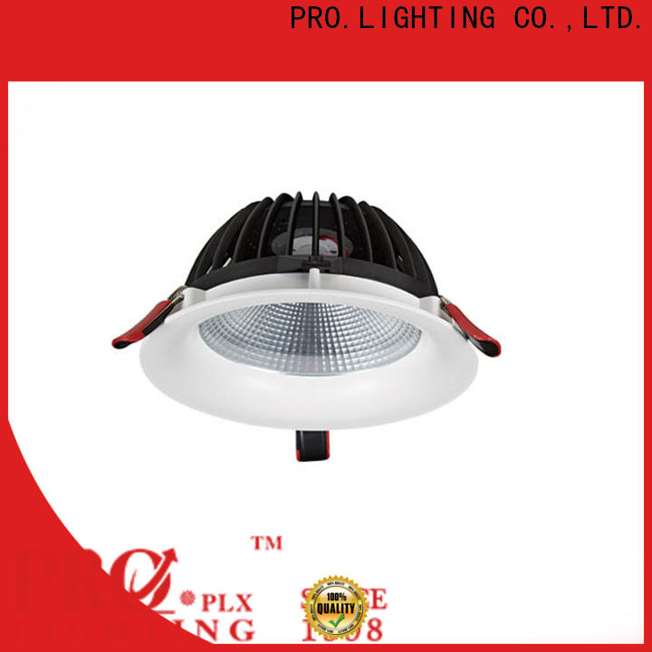 PRO.Lighting sturdy square led downlights supplier for shop