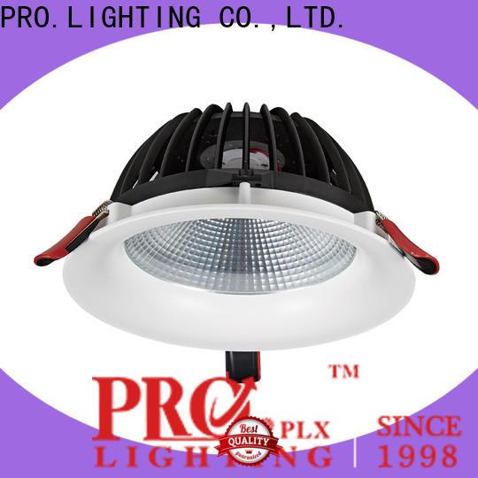 PRO.Lighting aluminum best led downlights supplier for dance hall