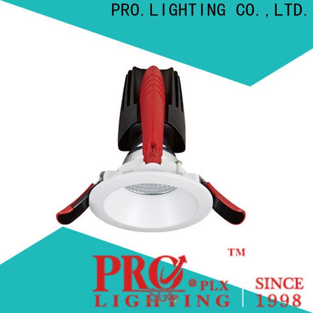 PRO.Lighting prolighting anti-glare downlight factory price for dance hall