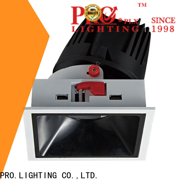 PRO.Lighting professional recessed wall washer supplier for business center