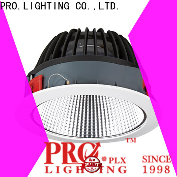 PRO.Lighting certificated adjustable led downlight personalized for dance hall