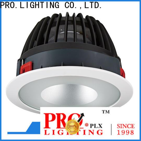 PRO.Lighting aluminum ceiling led downlight supplier for restaurant