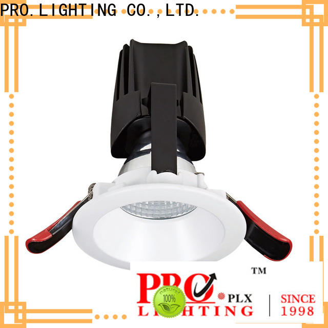 PRO.Lighting heat sink hotel downlight wholesale for stage