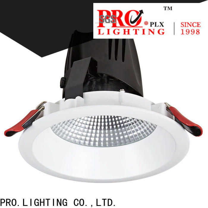PRO.Lighting square emergency downlight wholesale for stage