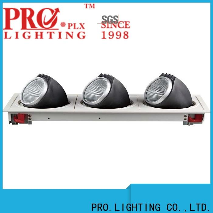 PRO.Lighting approved indoor spot lights design for restaurant