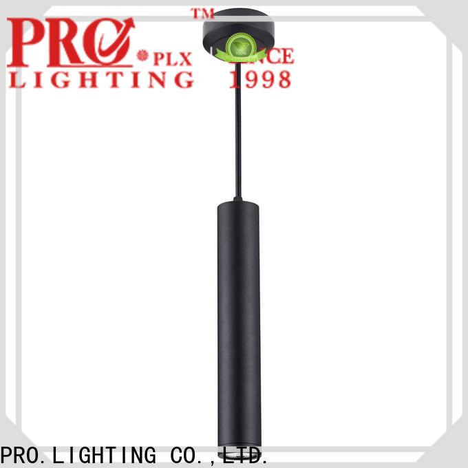 PRO.Lighting aluminum black pendant light manufacturer for hospital