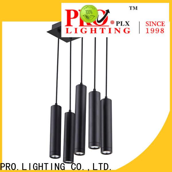 PRO.Lighting upward brushed nickel pendant light series for hospital
