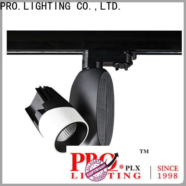PRO.Lighting elegant suspended track lighting design for stage