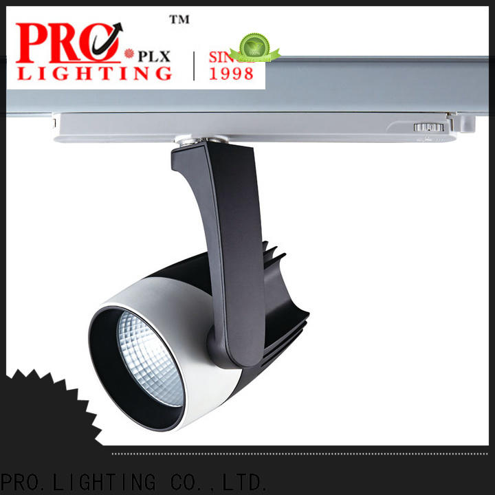 PRO.Lighting phase dimmable track lighting design for stage
