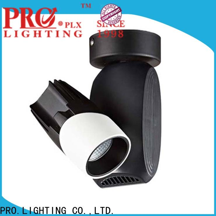PRO.Lighting light recessed track lighting with good price for home