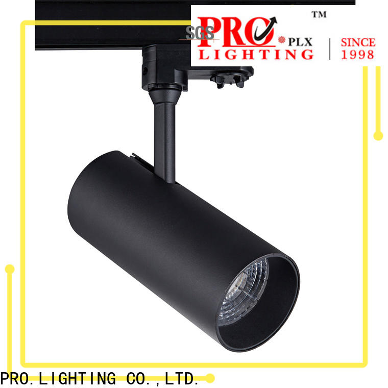 PRO.Lighting white office track lighting with good price for dance hall
