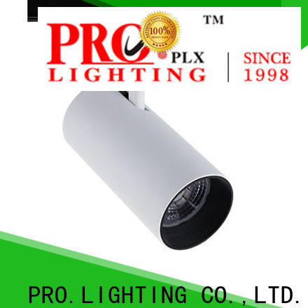 approved flexible led track lighting cob design for stage