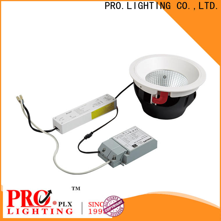PRO.Lighting quality integrated led downlight personalized for shop