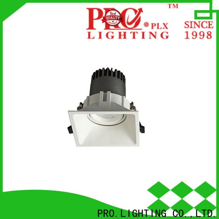 custom led downlight spot factory price for ballroom