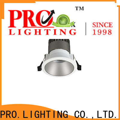 quality led downlight spot supplier for stage